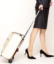 スマートカート GO-EASY XS-40 バッグに入る携帯用折りたたみキャリーカート