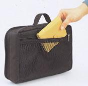 スマートキャリー 小さなバックがキャスターバックに変身 便利な折り畳みカート