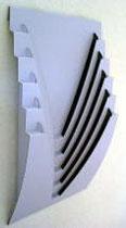 JAVARACK(ジャバラック) ダンボールで作るオシャレなペーパーラック 書類ラック