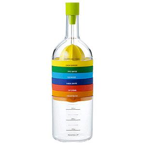 bin 8 (ビン エイト) あると便利なキッチンツールを1つのボトルにまとめました。