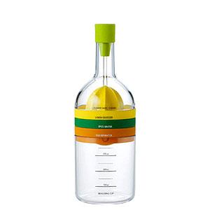 bin5 (ビンファイブ) あると便利なキッチンツールを1つのボトルにまとめました。
